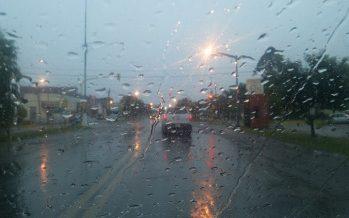 El pronóstico anuncia lluvias y tormentas aisladas para esta tarde