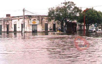 INUNDACIÓN 2003: SE CUMPLEN 14 AÑOS DEL DESBORDE DEL RÍO SALADO EN RECREO