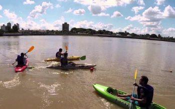 Se viene una jornada de Kayak y Running en la Costanera Este