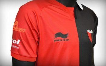 La camiseta de Colón llevará el logo de Los Palmeras en la Sudamericana