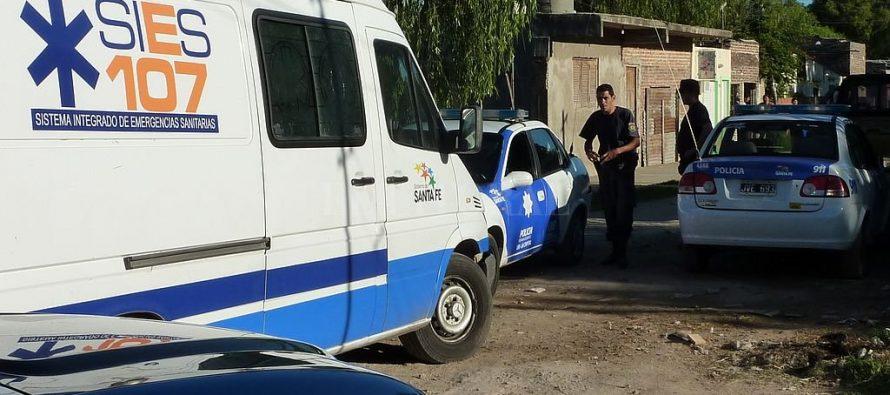 Asesinaron a un adolescente en el noroeste de la ciudad de Santa Fe