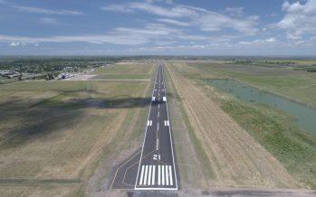 Este jueves reabre sus puertas el aeropuerto Sauce Viejo