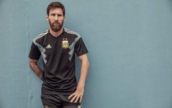 La camiseta alternativa de la Selección para el Mundial