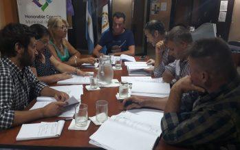 Sesión en el Concejo de Recreo: éstos fueron los proyectos tratados