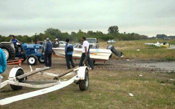 Se robaron una lancha en la costa de Monte Vera