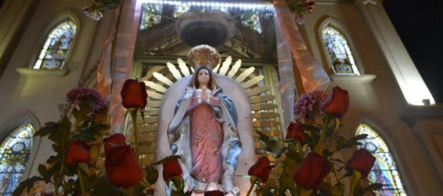 Continúa la Fiesta de la Virgen de Guadalupe