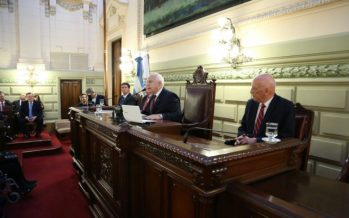"""Lifschitz: """"Mi problema no es la reelección, sino lograr la reforma de la Constitución"""""""