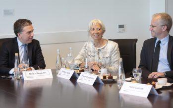 """El Gobierno negocia con el Fondo un acuerdo """"stand by"""" de """"alto acceso"""""""