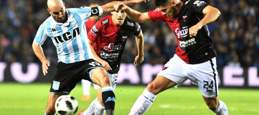Colón dio el golpe en Avellaneda y se metió en la Copa Sudamericana 2019