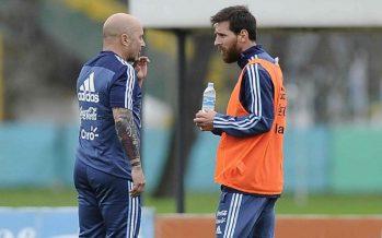 Messi llegó al país y se suma a los entrenamientos con la Selección