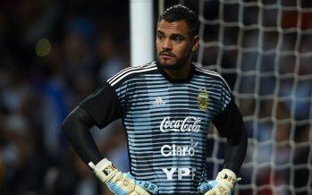 Romero se pierde el Mundial y Guzmán será su reemplazante