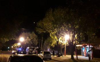 Tras una discusión terminó un joven herido con arma blanca en Monte Vera