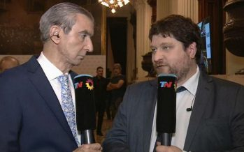 "Agresión a Nicolás Wiñazki en el Congreso: ""Cuando volvamos te vamos a matar"""