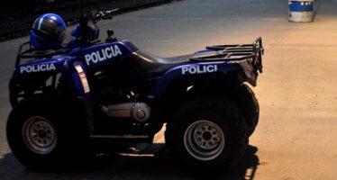 Cuatriciclos: el Concejo santafesino autorizó la circulación en la ciudad solo para fuerzas de seguridad