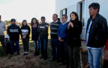 Inauguraron la posta de salud en Campo San José