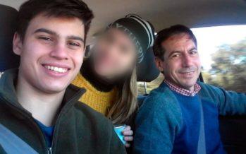 Encontraron muertos a la esposa y a un hijo del senador Luis Naidenoff