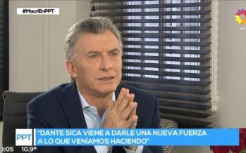 """Mauricio Macri se mostró conforme con el actual nivel del dólar y anticipó: """"Vamos por menos gradualismo"""""""