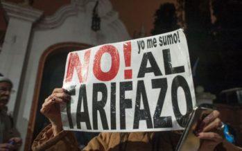 Presentaron una cautelar para suspender el veto de Macri a la Ley Antitarifazos