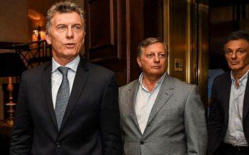 Macri desplazó a Juan José Aranguren de Energía y a Francisco Cabrera de Producción
