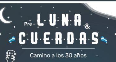 """Segunda peña pre """"Luna y Cuerdas: camino a los 30 años"""""""