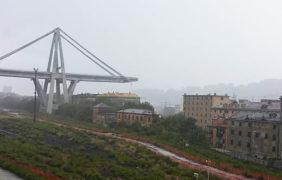 Italia: decenas de muertos tras derrumbarse un viaducto en Génova