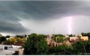 Alertan por la llegada de una potente tormenta durante este fin de semana