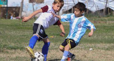 Tercer Campeonato Interbarrial de fútbol y vóley
