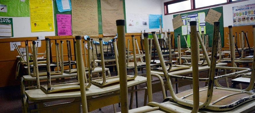 Paro docente: no hay clases en la mayoría de los establecimientos educativos de la provincia