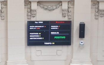 Diputados dio media sanción al proyecto de ley de Educación