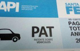 Están disponibles las Patentes Únicas sobre Vehículos
