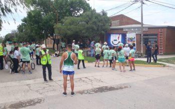 Con éxito se realizó la 3ra maratón de la escuela Técnica Nº399